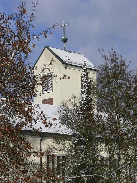 Kirchturm St. Josef - Rappenbügl