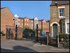 Wharf House gate