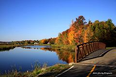 Beau matin d'automne