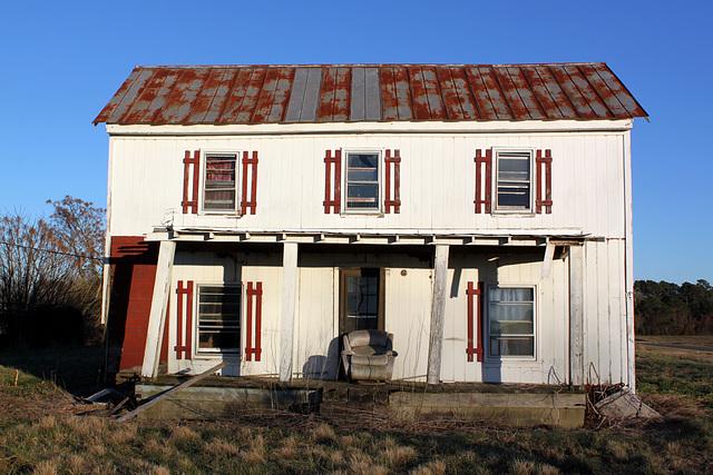 Farmhouse on 17