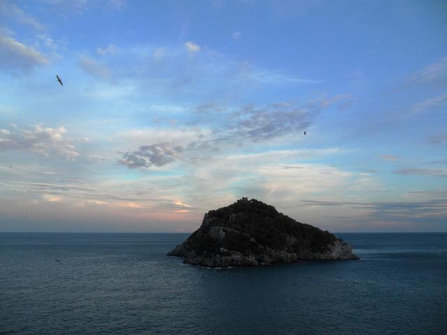 l'isola dei gabbiani