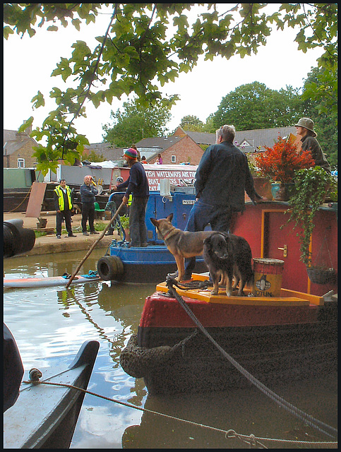 eviction on the canal