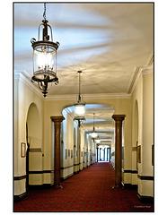 Plant Hall Hallway