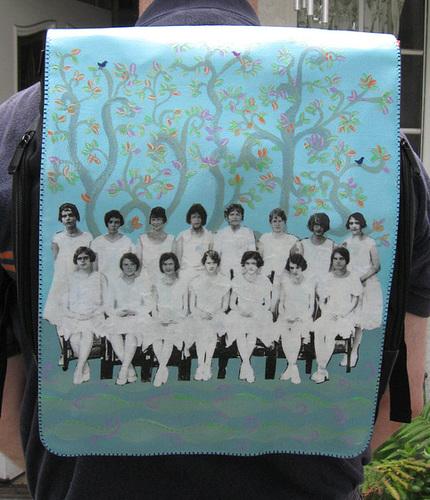The Birdie Backpack