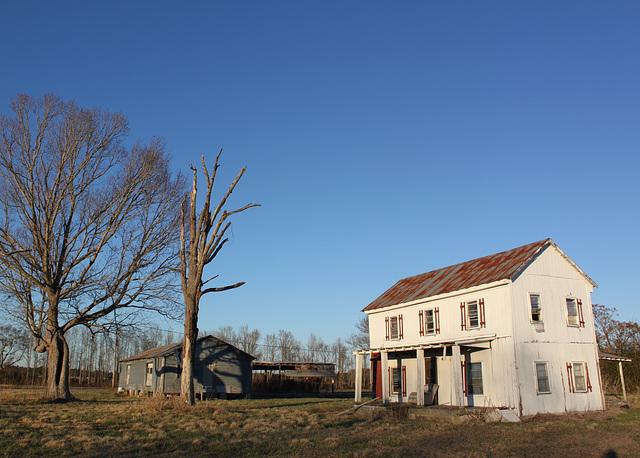 Old Carolina farm