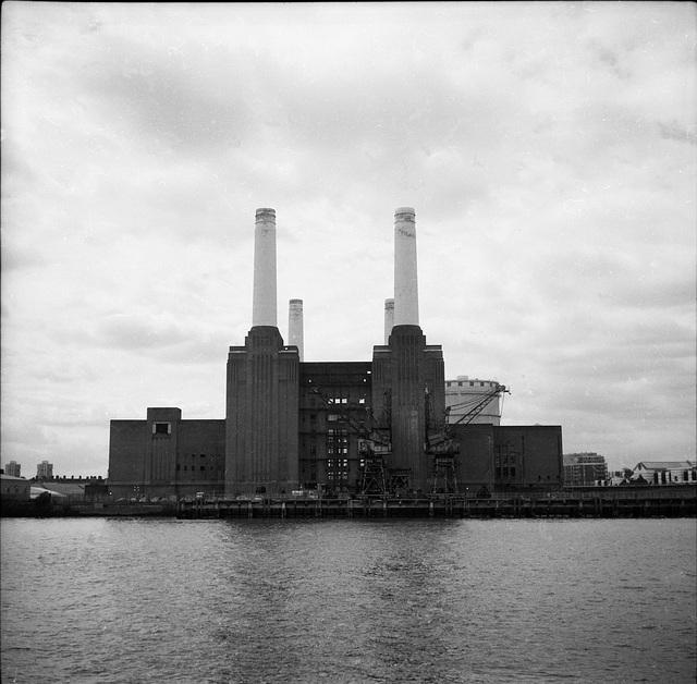 Battersea Powerstation.