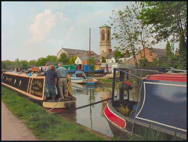 Jericho Castle Mill Boatyard