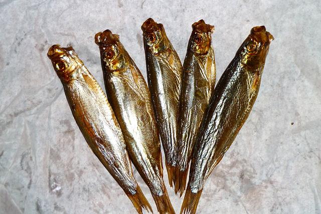Smoked Sprat