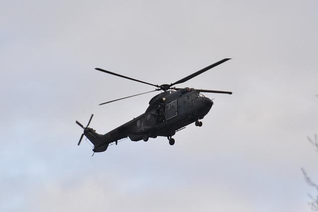 Eurocopter AS532U2 Cougar