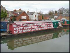 Jericho Boatyard under threat