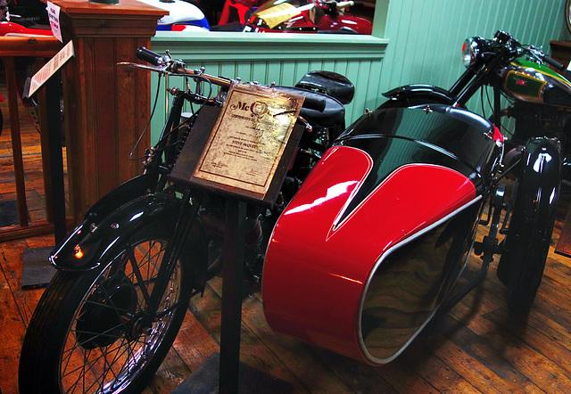 Steve McQueen's bike.