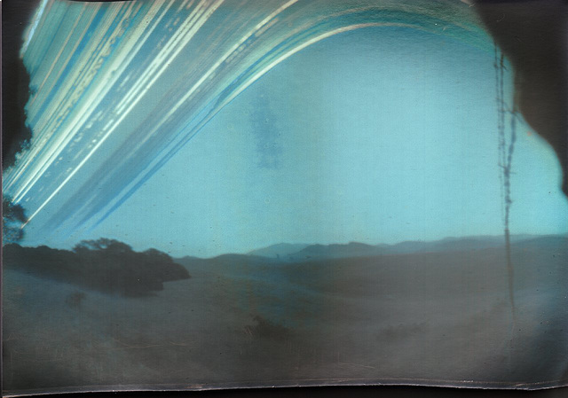 Sunrises over the Petaluma Hills