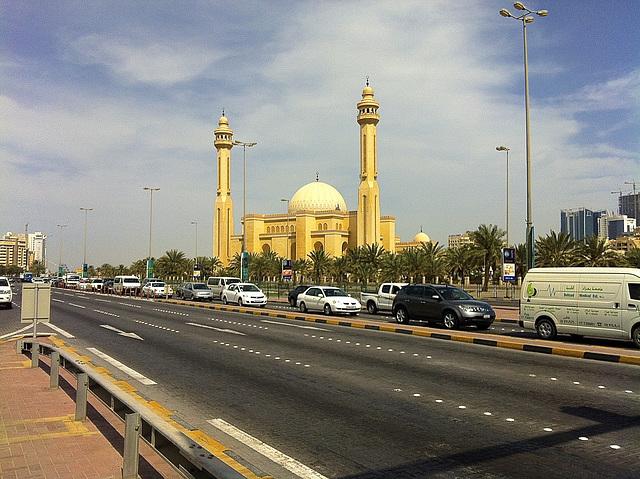 Grand Mosque, Bahrain