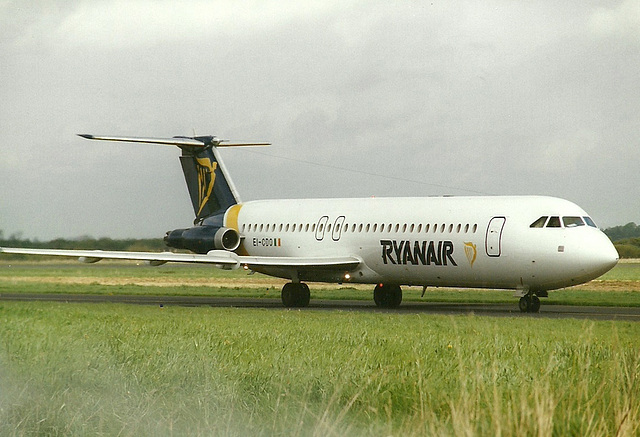Ryanair. The early years