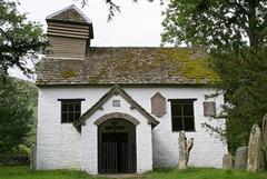 Church of St Mary, Capel-y-ffin