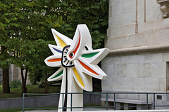 Miró in Montreal – Montreal Museum of Fine Arts, Sherbrooke Street West, Montréal, Québec