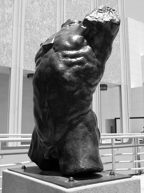 Marsyas by Auguste Rodin (2164)