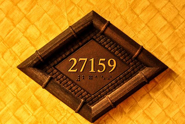 Suite im 27. Stock