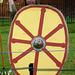X+ on the Shield: Roman Re-Enactors