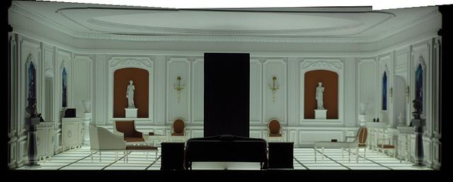 Kubrick at LACMA - 2001: A Space Odyssey panorama