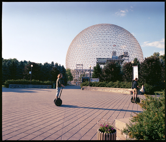 Montreal Expo 67 Site : Man and His World - US Pavilion