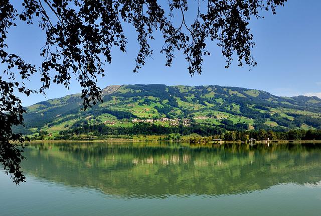 Le lac de Lauerz...
