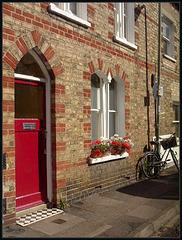 Cranham Street door