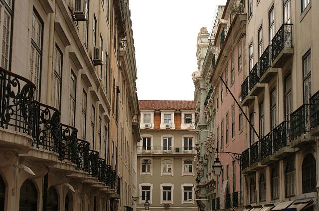 Rua do Crucifixo, Lisbon