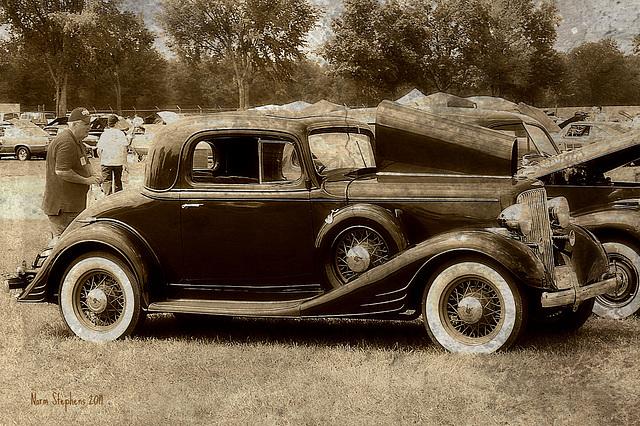 Pontiac at Norwalk, Ohio