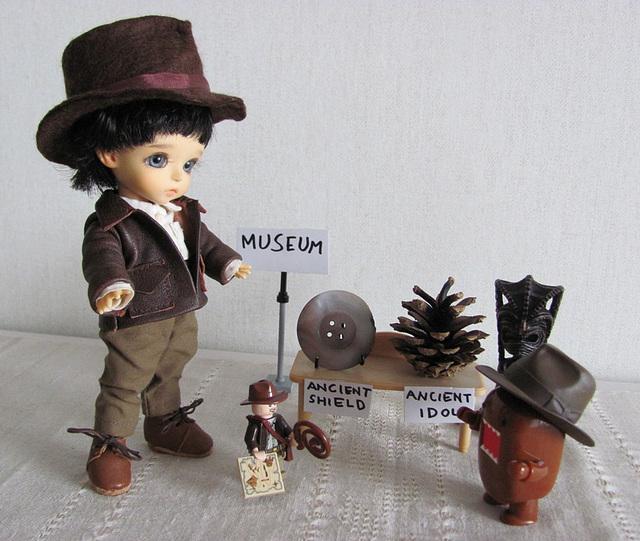 Archeologists  (1/3)
