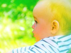 L'enfant est le plus éveillé,évolué,le plus sage aussi, des êtres humains.