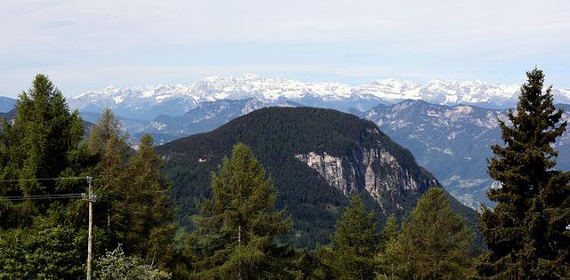 Blick in die Berge des Stilfser Nationalparks