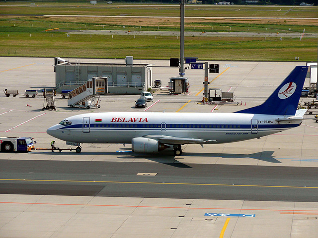 Boeing from Belarus