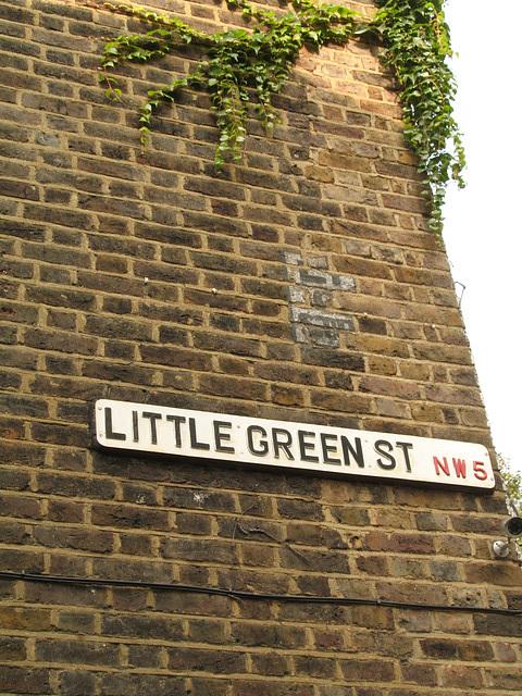Little Green Street NW5