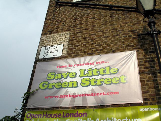 Save Little Green Street