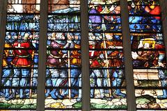 La mort de St-Louis - Sainte-Chapelle de Champigny-sur-Veude