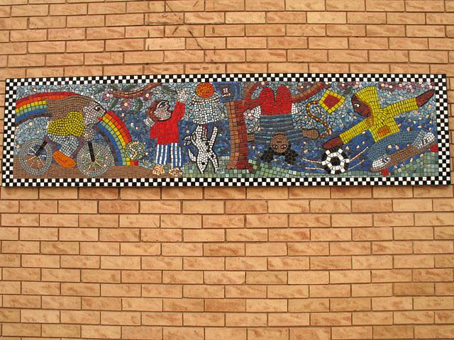 Aspern Grove Mosaic 4