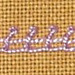 #70 - Crested Chain Stitch