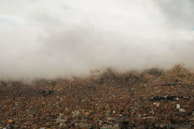 Nuestra Señora de La Paz - Bolivia