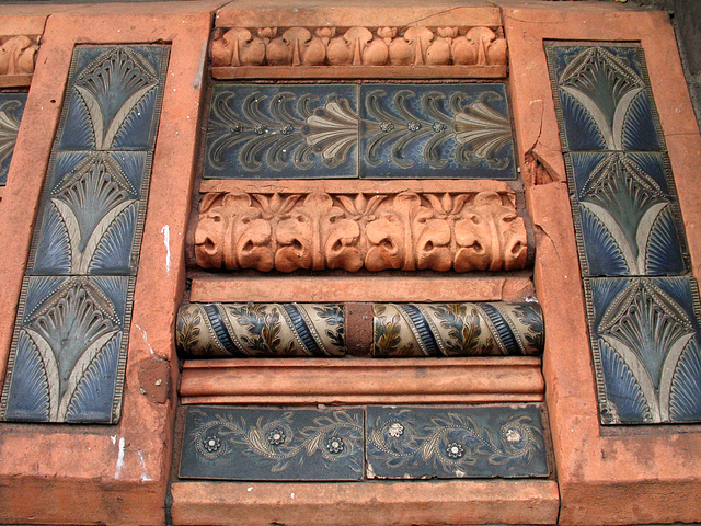 Doulton Tiles