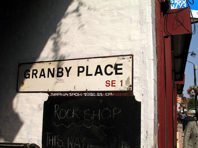 Granby Place SE1