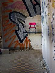 Mr. R's chair