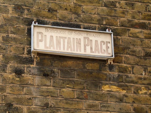 Plantain Place SE1