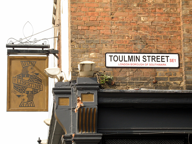 Toulmin Street SE1