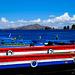 Estrecho de Tiquina - Lago Titicaca - Bolivia