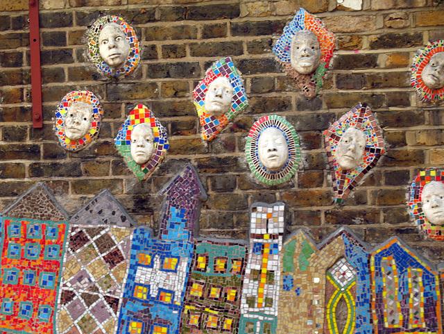 Mosaic Faces 2