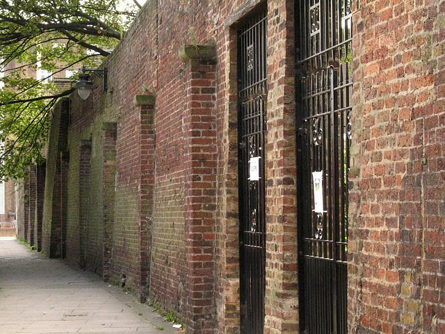 Marshalsea Prison Wall 1