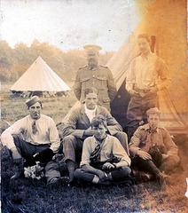 Camp c1910