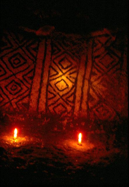 Tierradentro Tomb