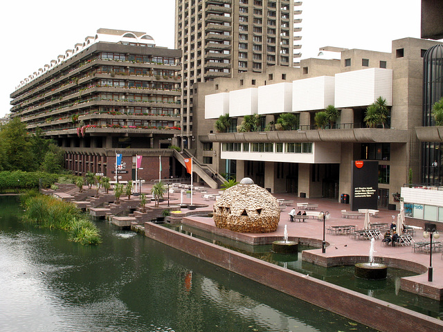 The Bloody Barbican